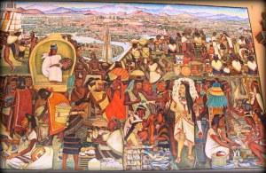 Mercado de Tlatelolco en 1519
