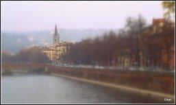 Verona sobre el río