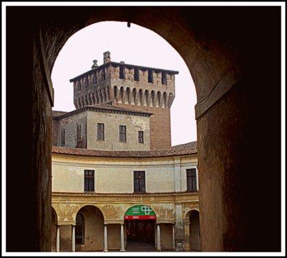 Mantua, palacio Ducal