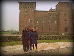 Mantua, castillo de San Giorgio
