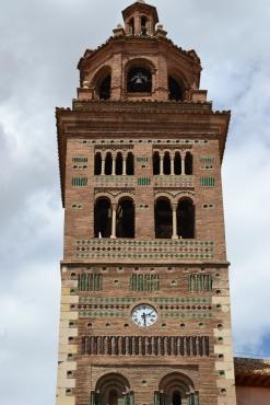 Torre de la catedral de Santa María