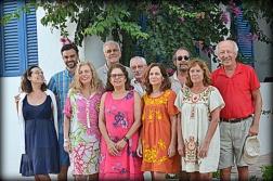 Hermanas ab, Pepe jr, Iñigo, José Enrique, Nacho, Pepe