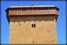 Torre templaria de Abizanda