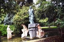 Fuente del Berro escultura